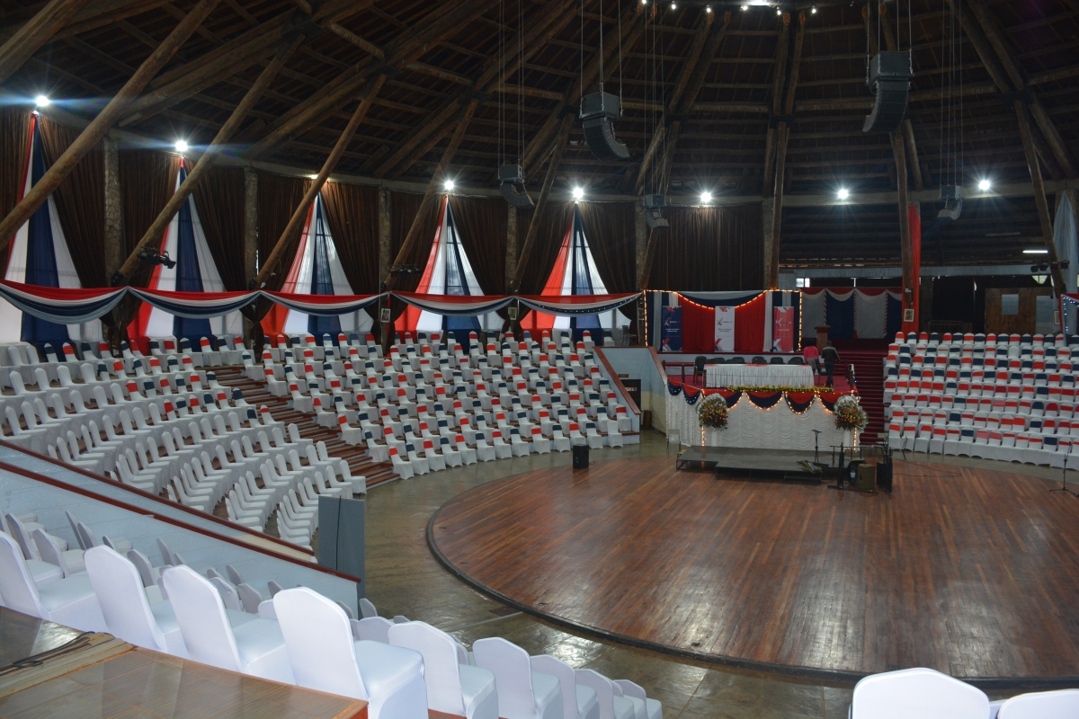 Bomas of Kenya A STATE-OF-THE-ART CONFERENCE EXPERIENCE